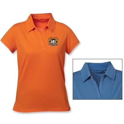 Customized Cutter & Buck LQK00007 Ladies' Fairfax Sport Polo