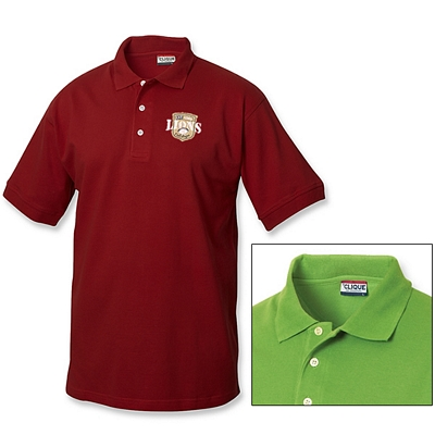 Customized Cutter & Buck MQK00001 Men's Lincoln Polo