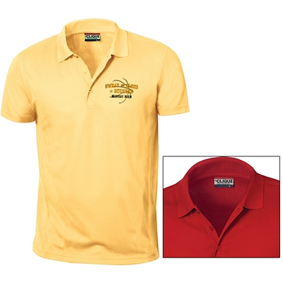 Customized Cutter & Buck MQK00023 Men's Ice Pique Polo