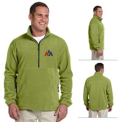 Customized Devon & Jones D775 Wintercept Fleece Quarter-Zip Jacket