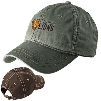 Customized District DT610 Thick Stitch Cap