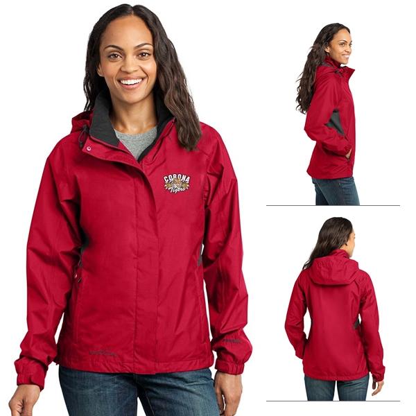 c82c05fbed74 Customized Eddie Bauer EB551 Ladies  Rain Jacket