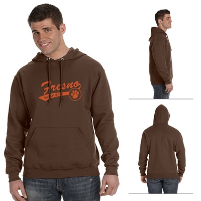 Customized Fruit of the Loom 16130 Adult 8 oz Best 50/50 Pullover Hood