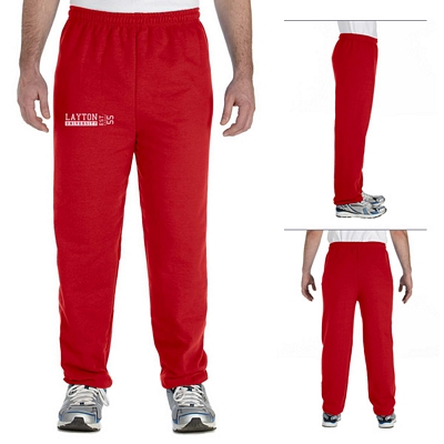Customized Gildan 18200 Adult 8 oz Heavy Blend Sweatpant
