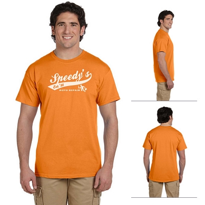 Customized Gildan 2000 6.1 oz Adult Ultra Cotton T-Shirt