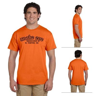 Customized Hanes 5170 5.5 oz 50/50 ComfortBlend EcoSmart T-Shirt