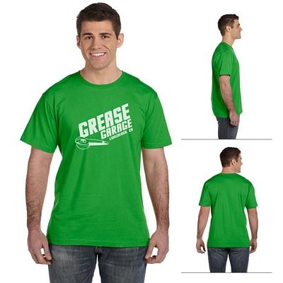 Customized LAT 6901 Adult Fine Jersey T-Shirt