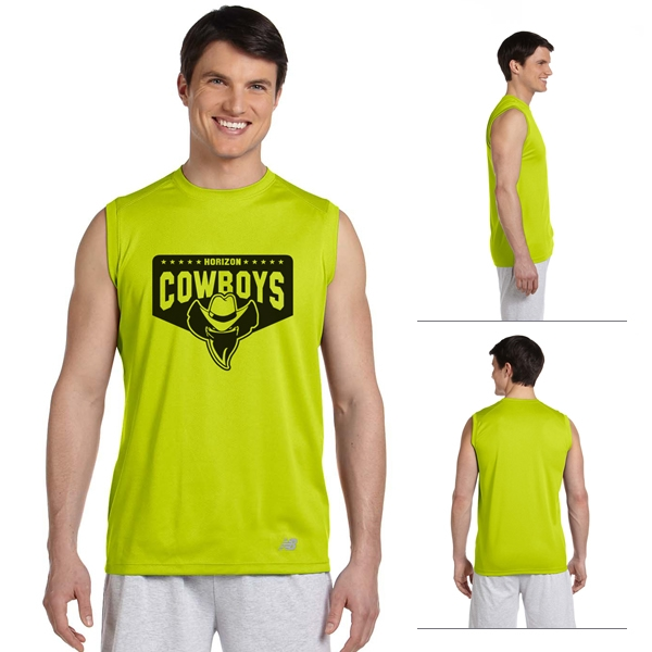 New Balance 7117 Men 39 S N Durance Athletic Workout T Shirt