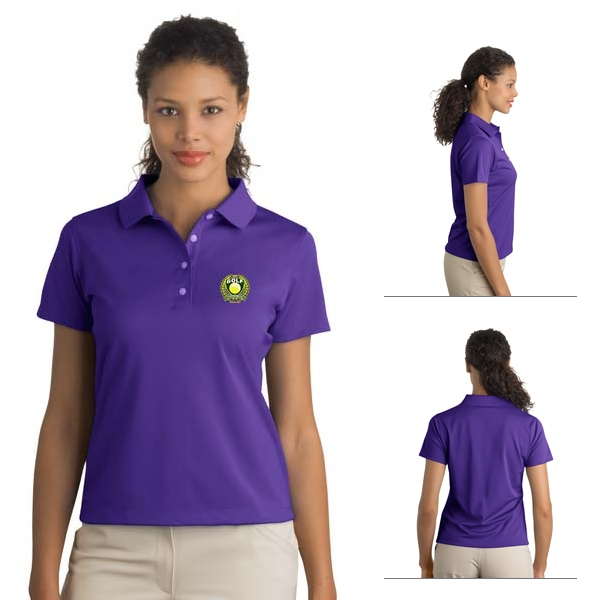 1c46f525 Nike Golf 203697 Ladies' Tech Basic Dri-FIT Polo Shirt | Embroidered ...