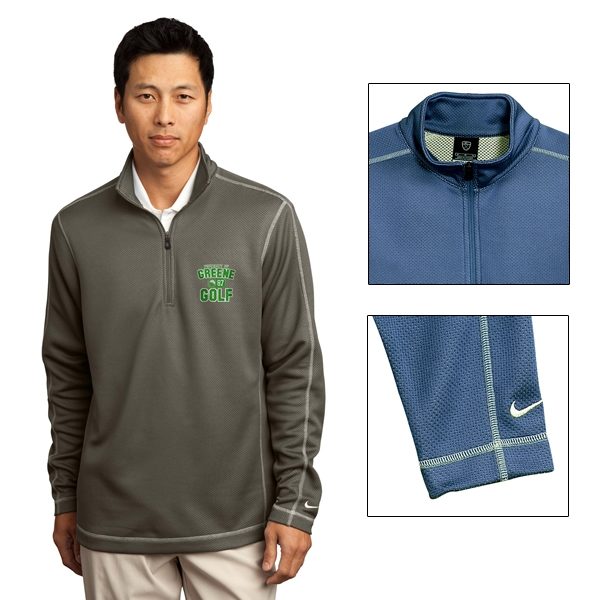 Customized Nike Golf 244610 Sphere Dry Cover-Up Pullover 9ceabcf7c