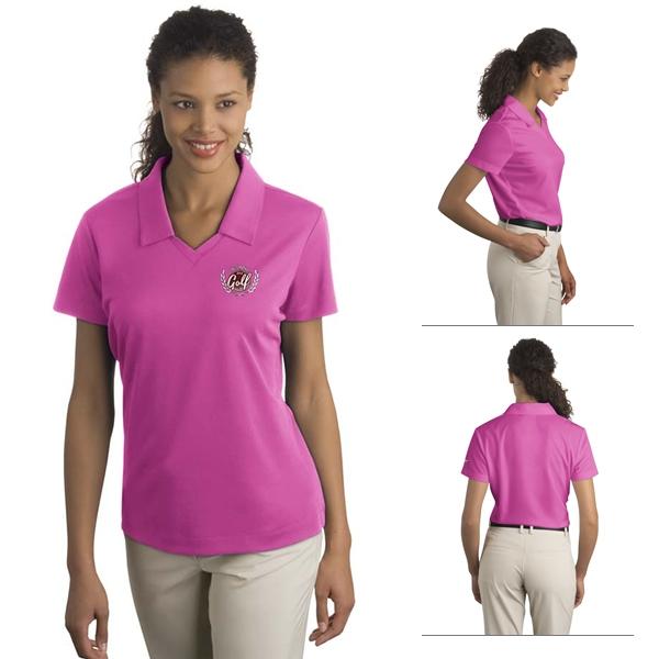 55d98683d Customized Nike Golf 354067 Ladies  Dri-FIT Micro Pique Polo Shirt