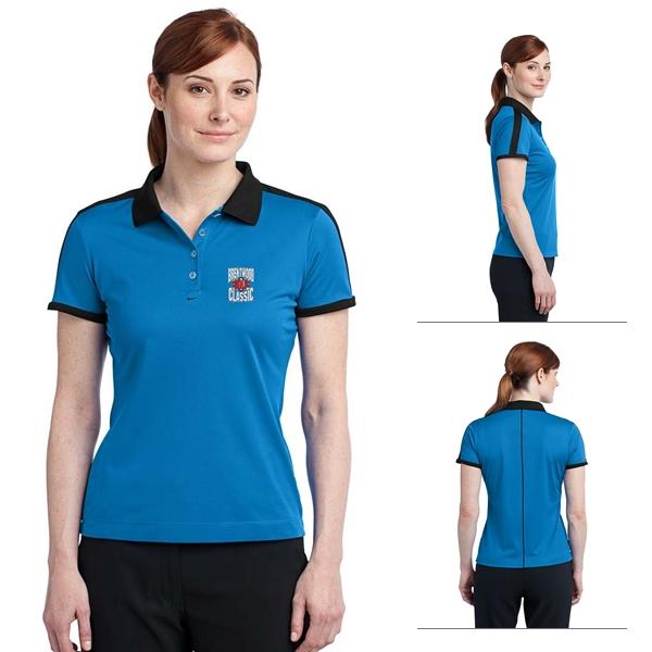 7fd506a39b5 Customized Nike Golf 474238 Ladies  Dri-FIT N98 Polo Shirt