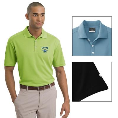 Customized Nike Golf 267020 Men's Dri-FIT Classic Polo Shirt