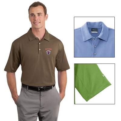 Customized Nike Golf 354055 Men's Sphere Dry Diamond Polo Shirt