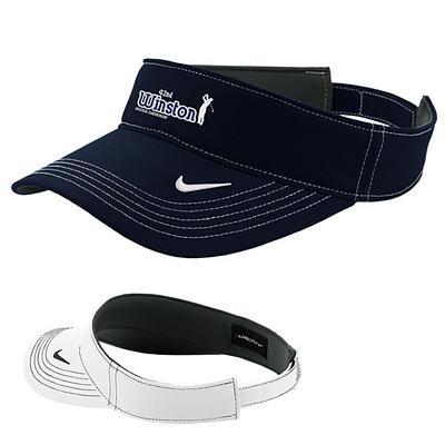 Customized Nike Golf 429466 Dri-FIT Swoosh Head Visor