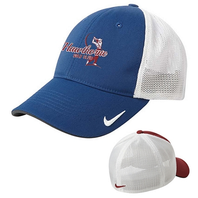 Customized Nike Golf 429468 Mesh Back Cap