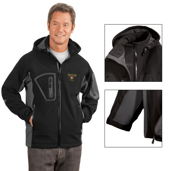 Port Authority J798 Waterproof Soft Shell Jacket