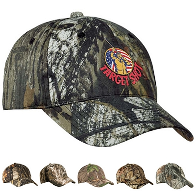 ... Port Authority olive green baseball hat embroidered 'Antlers Saloon, ...