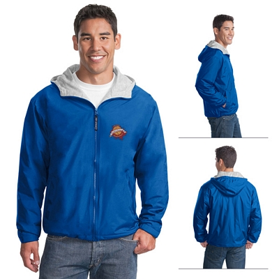 Customized Port Authority JP56 Team Hoodie Jacket