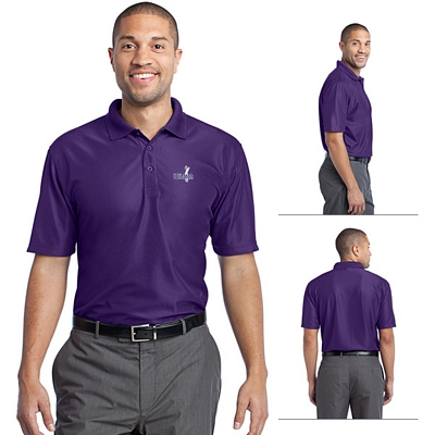 Customized Port Authority K512 Performance Vertical Pique Polo
