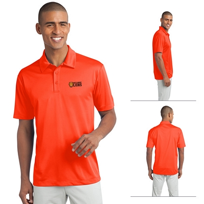 Customized Port Authority K540 Silk Touch Performance Polo
