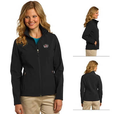 Customized Port Authority L317 Ladies Core Soft Shell Jacket