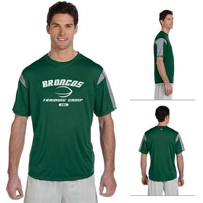 Customized Russell Athletic 6B2DPM Dri-Power Short-Sleeve Performance T-Shirt