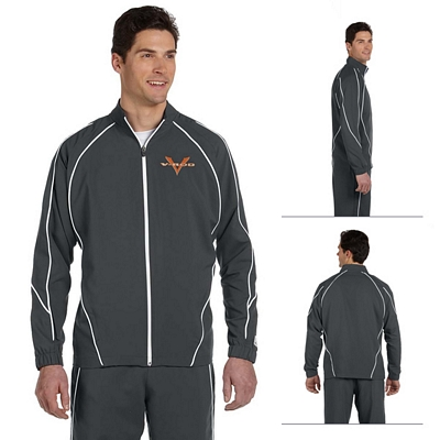 Customized Russell Athletic S81JZM Men's Team Prestige Full-Zip Jacket
