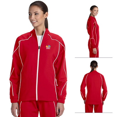 Customized Russell Athletic S81JZX Ladies' Team Prestige Full-Zip Jacket