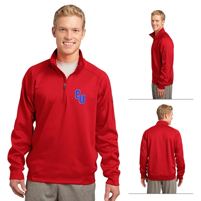 Customized Sport-Tek F247 Tech Fleece 1/4-Zip Pullover