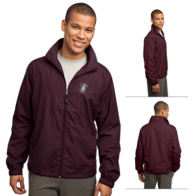 Customized Sport-Tek JST70 Full-Zip Wind Jacket