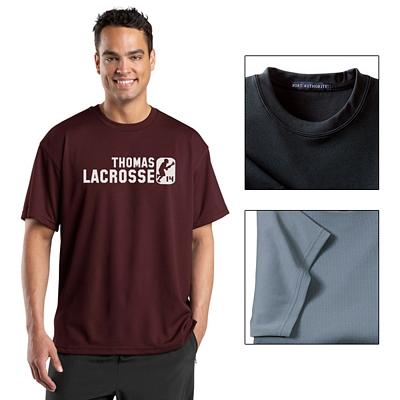 Customized Sport-Tek K468 Dri-Mesh Short Sleeve T-Shirt