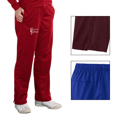 Customized Sport-Tek LPST91 Ladies Tricot  Track Pant