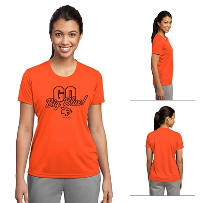 Customized Sport-Tek LST350 Ladies Competitor Tee