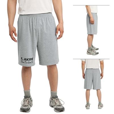 Customized Sport-Tek ST310 Jersey Knit Short with Pockets