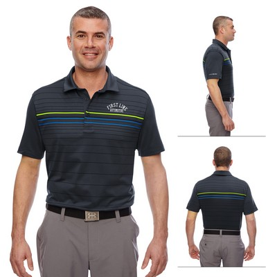 Promotional Under Armour MenS Coldblack Engineered Polo