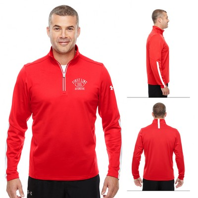Customized Under Armour MenS Qualifier 1-4 Zip