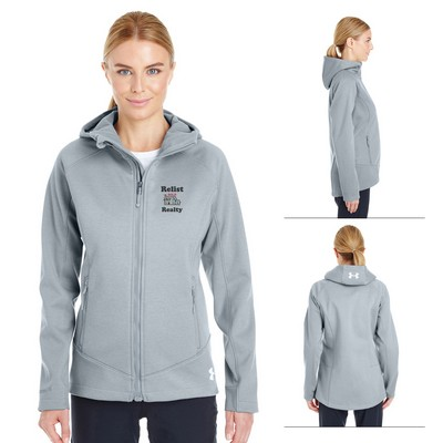 Promotional Under Armour Ladies Cgi Dobson Softshell