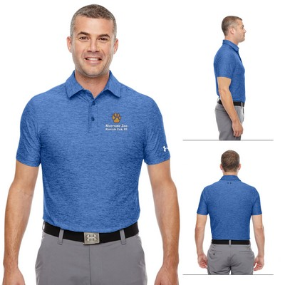 Custom Under Armour MenS Playoff Polo