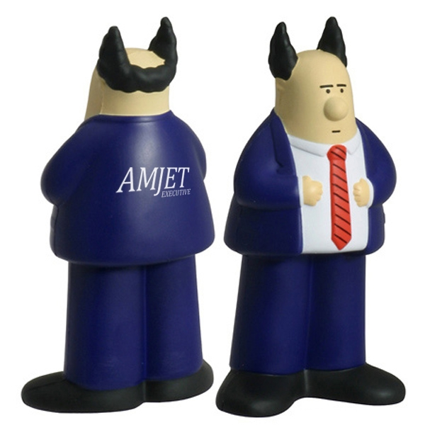 Boss Stress Relief Toys : Customized the boss stress reliever promotional