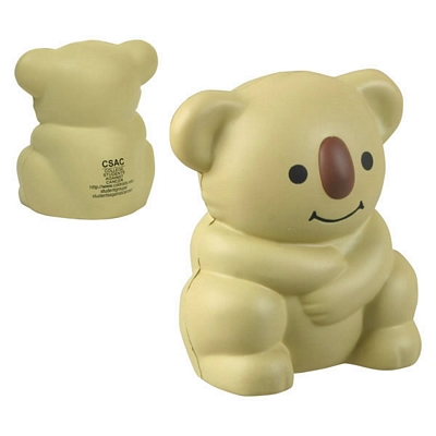 Promotional Koala Bear Stress Reliever