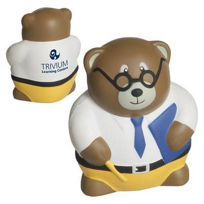 Promotional Teacher Bear Stress Reliever