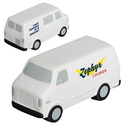 Promotional Service Van Stress Reliever