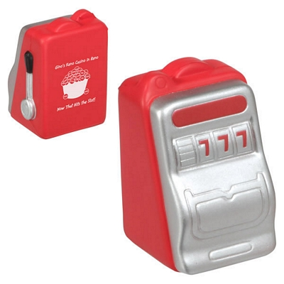 Promotional Slot Machine Stress Reliever