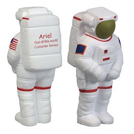 Custom Astronaut Stress Reliever
