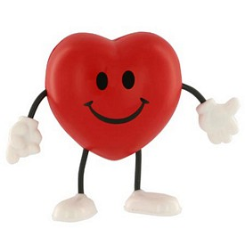 Customized Valentine Heart Figure Person