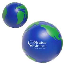 Customized Earthball Stress Reliever