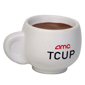 Promotional Tea And Coffee Cup Stress Reliever