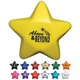 Promotional Star Foam Stress Reliever