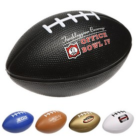 Promotional Large 5 Football Stress Reliever